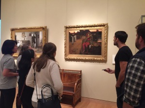 Playing matchmaker between music and visual art at the Boston Museum of Fine Arts