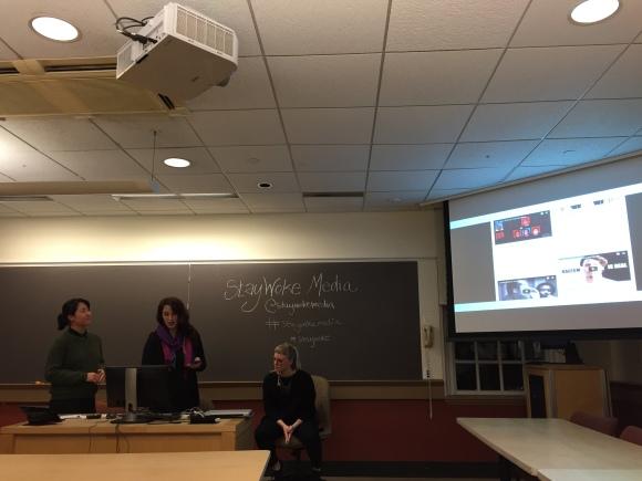 Ethnic Studies presentation: stay woke media