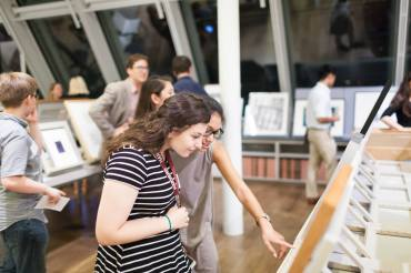 Pictures from the Harvard Art Museums facebook.