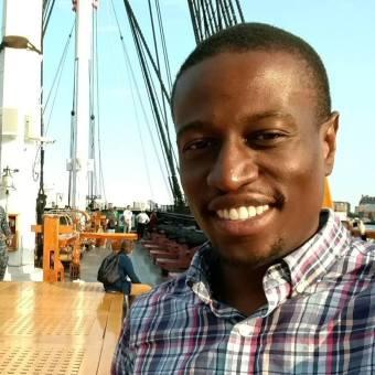 Josh Onyango headshot