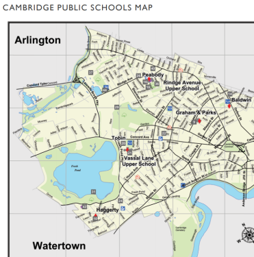 CPS map