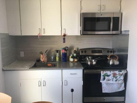 Peabody kitchen