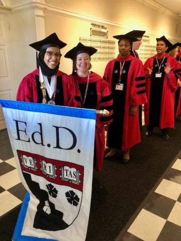 ed.d. grads