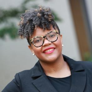 Author Erica Jordan-Thomas