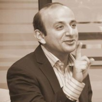 Author Jazib Zahir